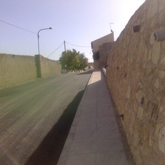 Calle Cristobal Cardenas Alamedilla