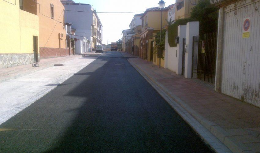 Calle España, Armilla
