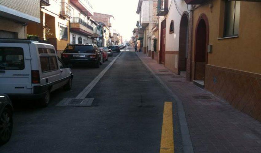 Calle Pamplona Armilla