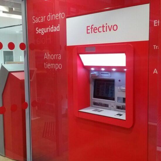 Banco Santander Of.2738